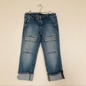 Vintage 00s Capri Jeans
